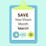 Vision-Saving Tips for National Save Your Vision Month Image