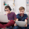 Preserve Kids' Vision in a High-Tech World Image