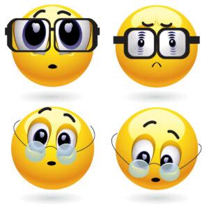 Myth of Eyeglasses