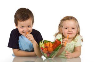 Safeguarding Your Children's Eyesight Through Proper Nutrition