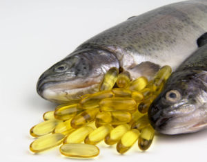 Omega Fatty Acids and Vision Health