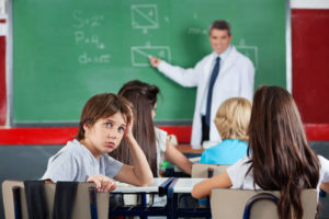 Can Vision Therapy Help Children with Math Problems