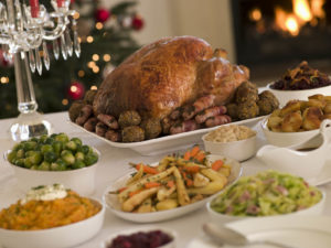 A Christmas Feast: Is What You Eat Affecting Your Eyesight?