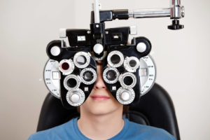 Different Types of Eye Exams