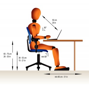 Ergonomics and Eyes: Creating a Vision-Friendly Work Space