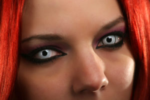 The Eye Damaging Effects of Decorative Contacts