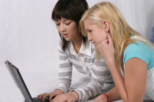 Kids Spend Too Much Time on Vision Damaging Electronic Devices Image