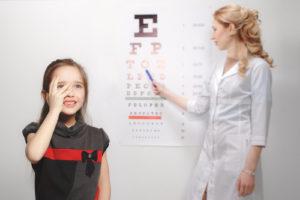 Child Myopia Image