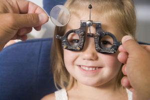 What Your Child's Eye Exam Should Evaluate
