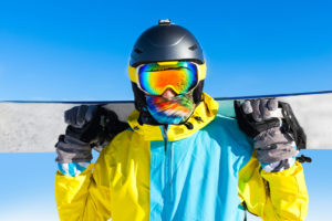 Eye Safety for Skiers and Snowboarders