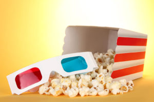 Can 3-D Movies Identify Vision Problems?