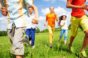 Get Kids Outdoors for Healthier Eyes