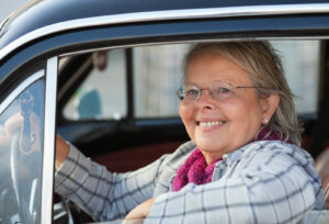 Can the Visually Impaired Learn to Drive Safely?