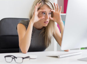 Could Poor Eyesight Be Affecting Your Work Productivity