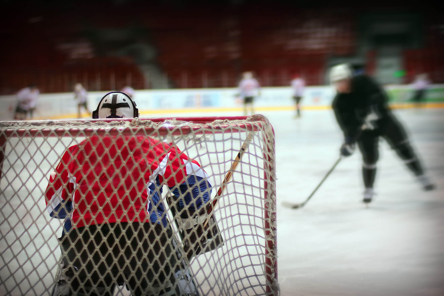 How Vision Training Helps Nhl Goalies Rebuild Your Vision