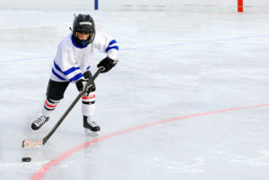 Improved Vision for Hockey Players