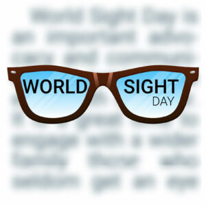 Get Ready for World Sight Day 2016