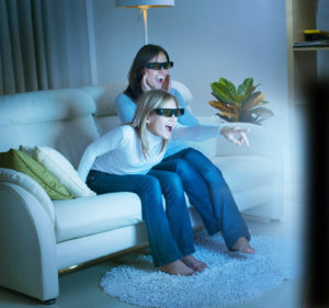 Can 3D Technology Affect Your Child's Vision Image