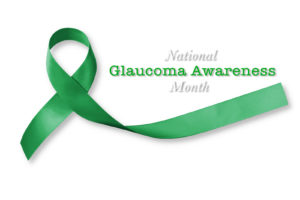 National Glaucoma Awareness Month Image