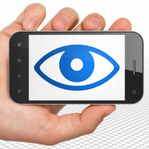Smartphone-enabled Vision Testing Kits