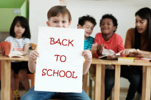 Back to School: Identifying Students with Vision Impairments