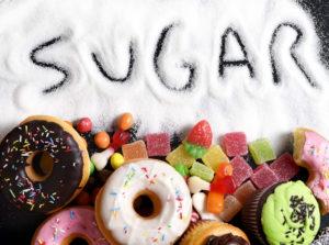 High-sugar foods Image