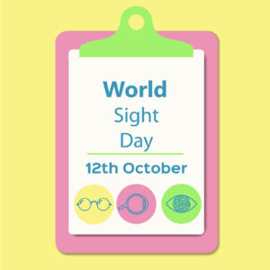October 12 Is World Sight Day
