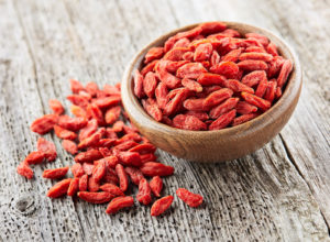 Vision Boosting Recipe of the Month Goji Berries