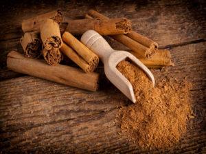 Vision Boosting Christmas Recipe: Cinnamon