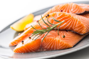 Vision Boosting Recipe of the Month: Fish (Especially Salmon!)