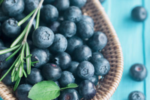Vision Boosting Recipe of the Month: Blueberries