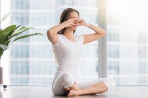 Yoga for Eye Health
