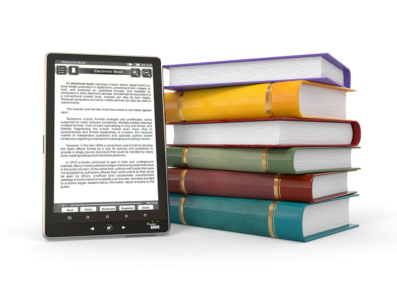 eReader vs  Printed Book: Which Is Better for Your Eyesight