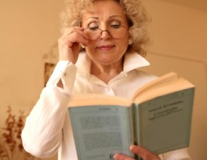 Eye Exercises for Presbyopia