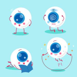 Eye Exercises Image
