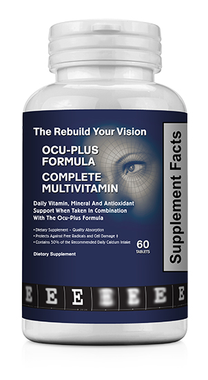 Ocu-Plus Complete Multivitamin