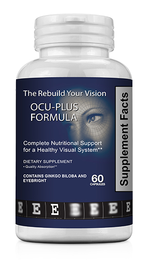 Ocu-Plus Formula | Eye Vitamins
