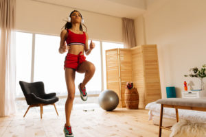 Regular Cardio Can Strengthen Eyes and Vision Image